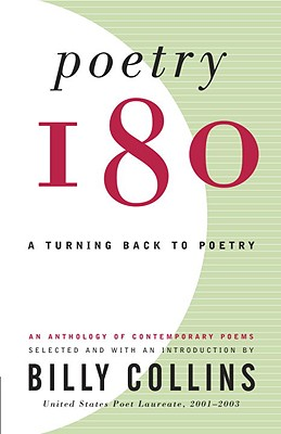 Poetry 180 By Collins, Billy (EDT)